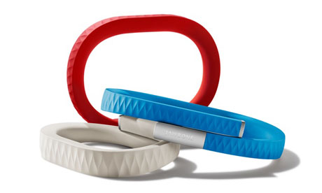 UP bracelet has a healthy app-etite for your lifestyle
