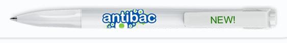 A pen that kills bacteria – the Antibac