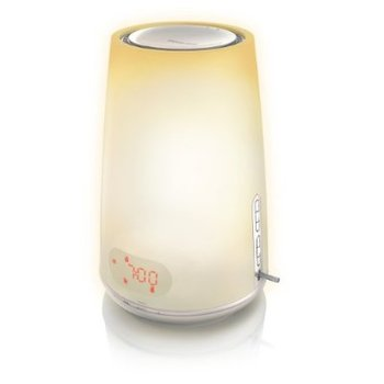 Review: Philips HF3485 wake-up light (and music player and bird tweeter)