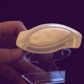 CES 2012 – BodyMedia debuts 'intelligent' adhesive patch bandage
