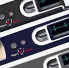 HeartCheck Pen Device gives heart readings on-the-go
