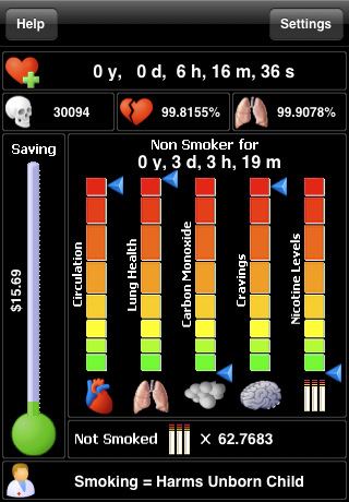 Apps to help you quit smoking – NHS, My Last Cigarette and Hypnoquit