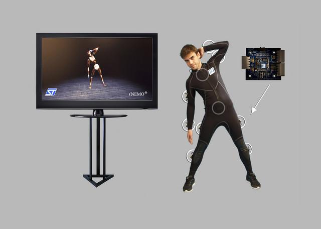 CES 2012 – STMicroelectronics' unveils 'cheap-ish' smart suit prototype