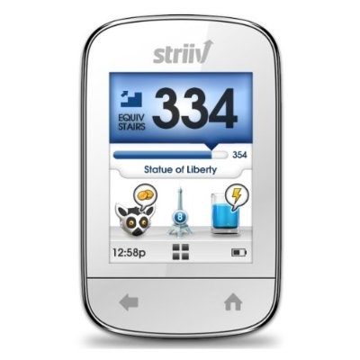 CES 2012 – second generation Striv 'pedometer on steroids' on its way