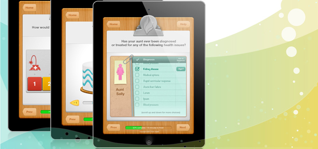 Tonic Health brings iPads and gamification to patient data collection
