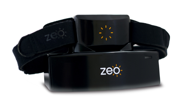 Get a better night's sleep with the Zeo Sleep Manager