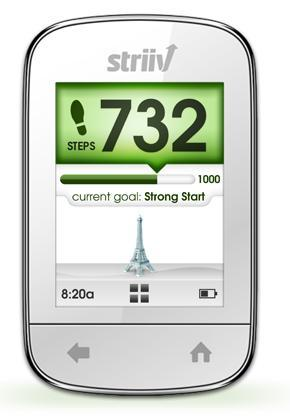 Striiv reckons gamification is key to mobile health gadgets success