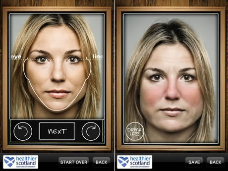 Scottish Government takes new app-roach to drinking problem among women