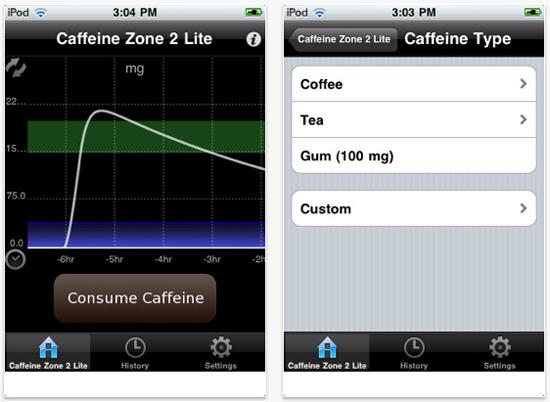 caffeine-zone-app