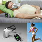 AIRE Mask: Running gadget will also charge your phone up for you
