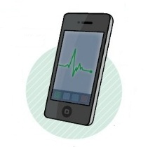 Doctors believe health apps will reduce visits [infographic]