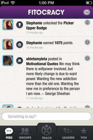 Add competitive edge to your workouts with iPhone app Fitocracy