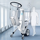 New robotic concept helps lift and transfer patients