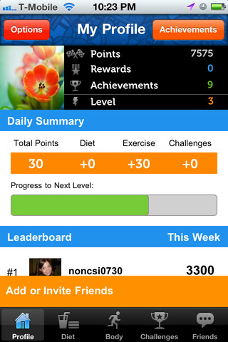 Let the weight loss games begin with SlimKicker