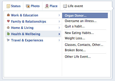 facebook-organ-donor
