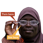 Eyejusters: Adjustable glasses for those in developing countries