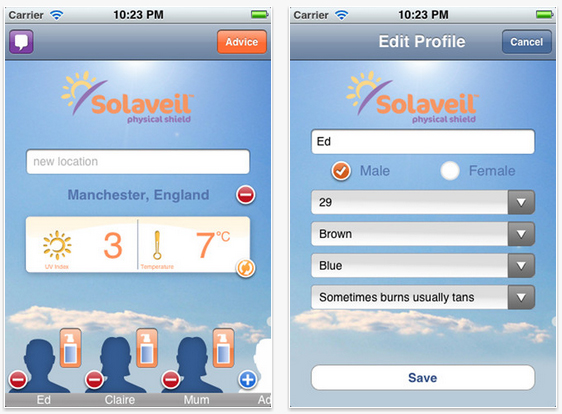 solaveil-app-screenshot