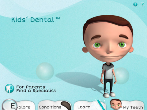 KidsDental gets animated to teach children about dental health
