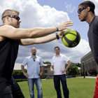 Nike strobe light glasses enhance performance and improve memory