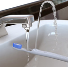 The Amron Rinser is a toothbrush and a fountain