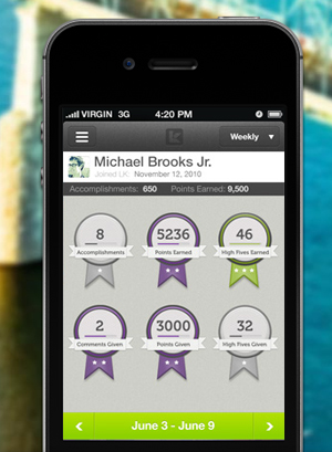 lifekraze-app-screenshot