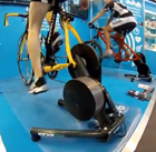 Wahoo KICKR PowerTrainer, a bike powered by your iPhone