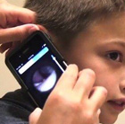 New mobile app and device could help monitor ear infections