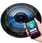 Medisana TargetScale is a UFO-style scales and body monitor
