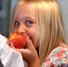 Can an app REALLY encourage kids to eat healthy food?
