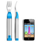 CES 2013: This fork vibrates when you're eating too much