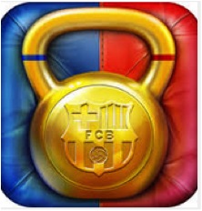 Train like FC Barcelona with the new FCB Fitness App