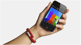 Yahoo! teams up with Jawbone to promote a healthy workforce