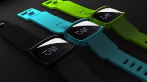 Track your movement like never before, with LIT the Fitness Tracker for Extreme Sports