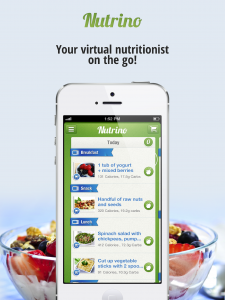 Have your own personal nutritionist with new iOS app Nutrino