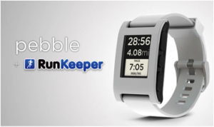Pebble releases first fitness app on smartwatch – RunKeeper