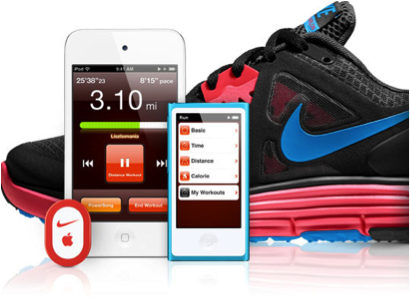 Nike releases impressive figures for its fitness gadgets