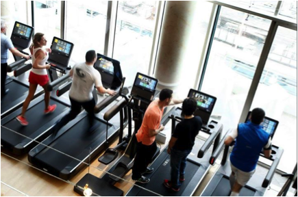 Technogym integrates Android into new equipment