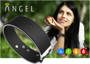 24 Hour Health & Fitness Monitoring With Angel Sensor