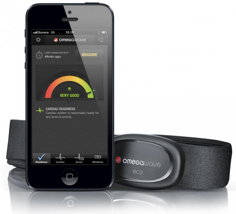 Optimise your training with Omegawave