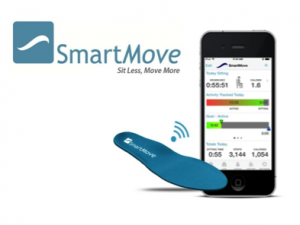 SmartMove – turn any shoe into a fitness tracker