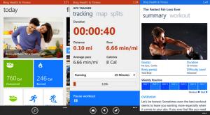 Bing Fitness1