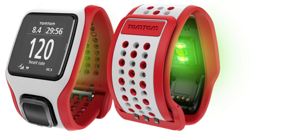The new TomTom Runner Cardio GPS offering a smarter way to monitor health and fitness