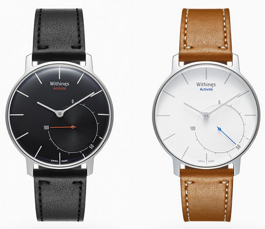 Withings takes smart watches back to the past