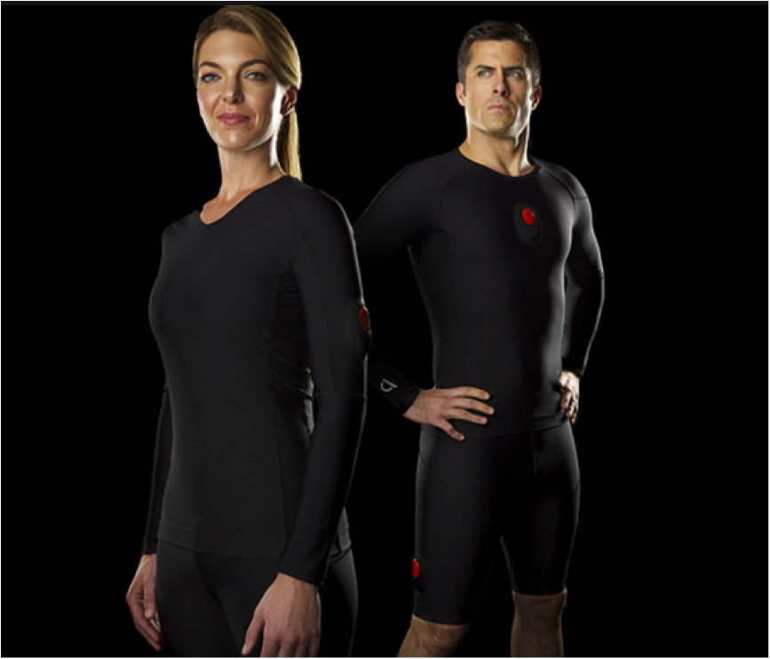 Athos training gear lets you know how to get the most out of your workouts
