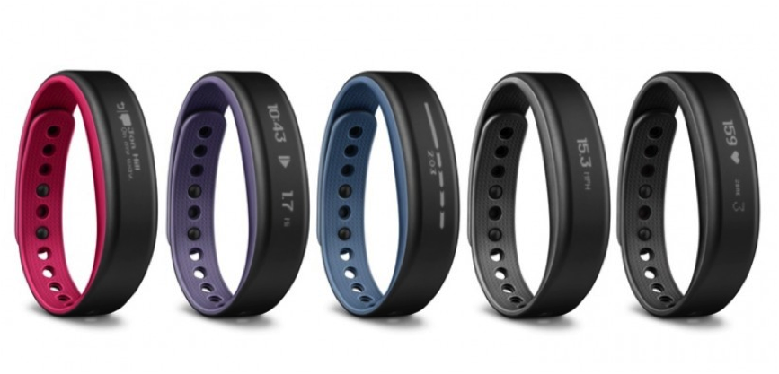 Garmin unveils the Vivosmart activity tracker & smartwatch