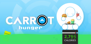 CARROT Hunger Will Bully You Into Eating Healthy