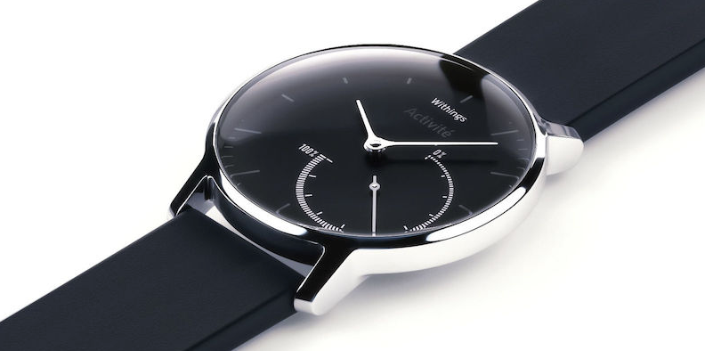 Withings launches its third activity tracking smartwatch just in time for Christmas