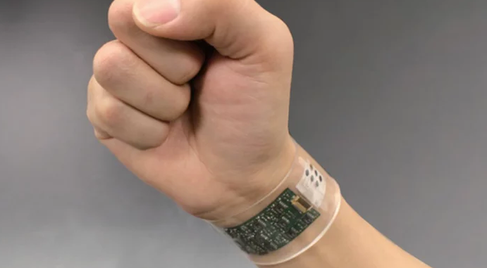 Sweat-analysing wristband takes a new approach on health monitoring